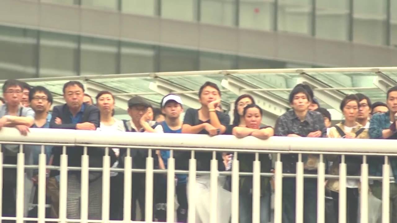 窪塚洋介の選挙応援演説!キング演説