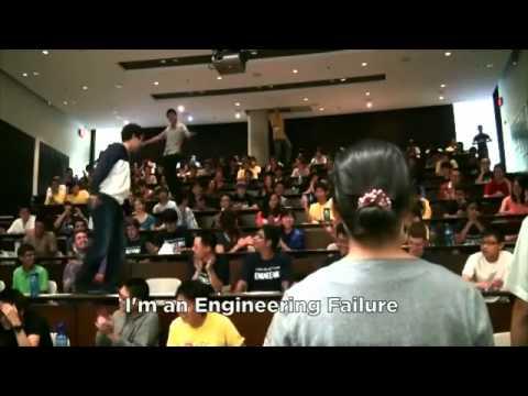 カナダの名門大学で突如開催されるミュージック