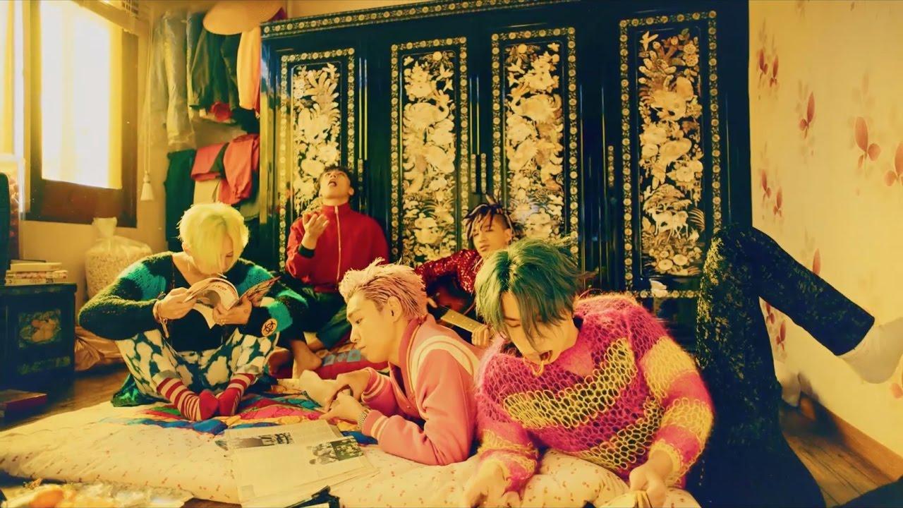 BIGBANG最新曲 – '에라 모르겠다(FXXK IT)' ミュージックビデオ